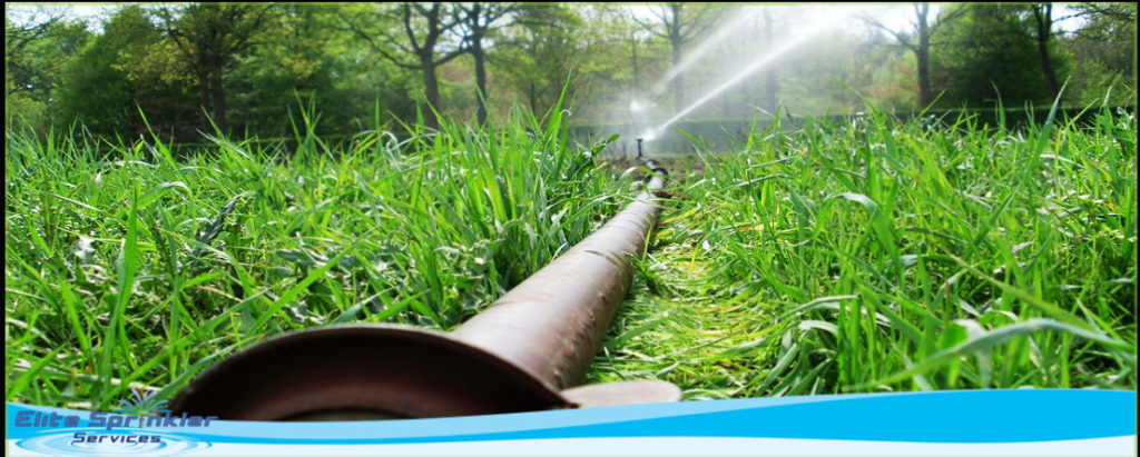 lawn sprinkler repair katy, tx